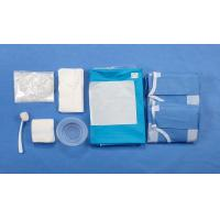 Wholesale Angiography Flexible Wrapping Surgical Packs Consumables With Tube Cover from china suppliers