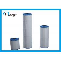 Quality Replacement Industrial Cartridge Filters / 50 Micron Water Filter Cartridges for sale