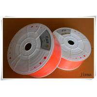 Wholesale Orange Polyurethane Round Belt High Impact Resistance 85A - 90A Hardness from china suppliers