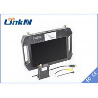 Buy cheap UAV QPSK Modulation Video Wireless Transmitter DC 12V with CE,FCC,RoHS from wholesalers
