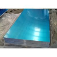 Wholesale 3mm 4mm 5mm 3003 Aluminum Sheet With Blue PVC RAL Color Rust Resistance from china suppliers