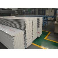 Wholesale 40mm thickness polyurethane panel with 500mm height customized length from china suppliers