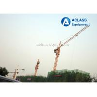 Quality 12 Ton Building Construction Lift Equipment 70m Jib Length 3 Ton Tip Load for sale
