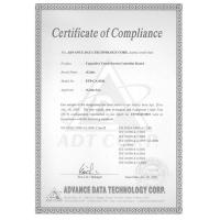 shenzhen suiyi touch computer Co.,LTD. Certifications
