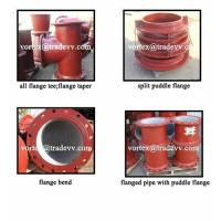 Wholesale EN598 ductile cast iron pipe fitting from china suppliers