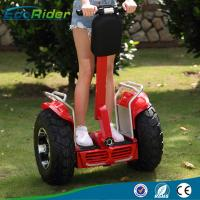 Wholesale EcoRider Two Wheel Off Road Segway Self Balancing Scooters With APP Bluetooth from china suppliers