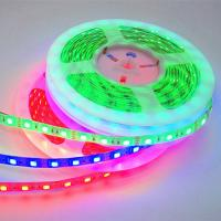 Wholesale IP65 24Volt SMD 5050 LED Strip Lighting White PCB 14.4W/meter led flexible strip from china suppliers