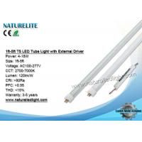 Wholesale T5 1200mm LED Fluorescent Tube with External Driver For Supermarket from china suppliers
