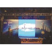 Wholesale Indoor HD Full Color Led Large Screen Display , Led Stage Screen Rental from china suppliers