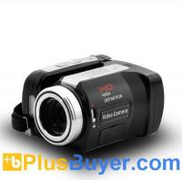 Wholesale Handheld Digital Camcorder with Telescope Zoom Lens (1280x720, 5MP CMOS) from china suppliers