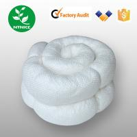 Buy cheap Oil Absorbent Sock boom 100% polyproplene Fiber  for oil spill control from wholesalers