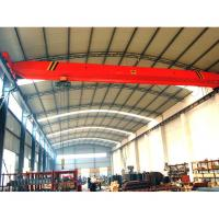 Wholesale Industrial Electric Traveling Single Girder Overhead Crane 3 Ton / 2 Ton from china suppliers
