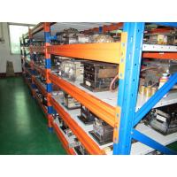 Buy cheap 2 Levels Heavy Duty Racking System With Steel Plate Decking 2400H * 1000D * 2300L from wholesalers