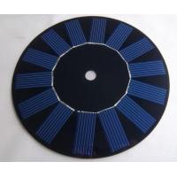 Wholesale round 7V 160mA Small PET Solar Panel Scratch Resistance TUV / CEC from china suppliers