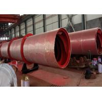 Wholesale Industrial Saw Dust Rotary Drum Dryer For Crushed Branch / Wood Chips from china suppliers