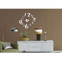Buy cheap Large Number Wall Clock Sticker from wholesalers