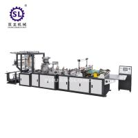 Wholesale Full automatic zip lock bag making machine double lines sealing knife and bottom sealing knife from china suppliers
