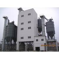 Wholesale Carbon Steel Dry Mortar Mixing Plant , Concrete Batch Plant Large Capacity from china suppliers