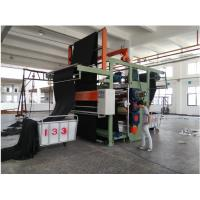 Quality Electric Polyester Fabric Dyeing Machine , 3 Roller Textile Calendering Machine for sale
