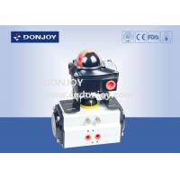 Wholesale Air / Eeletric Operation Horizontal Type Actuator Intelligent Valve Positioner Control Head from china suppliers