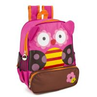 Wholesale Flowers Print Toddler School Bags Pink Kids Character Backpacks For School from china suppliers