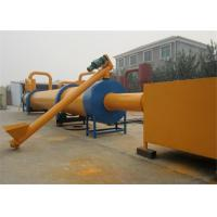 Wholesale Low Temperature Biomass Rotary Drying Machine For Agricultural Industry from china suppliers
