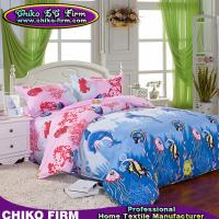 Wholesale Wholesale 100% Microfiber Cartoon Fishes Design Bedding Sets from china suppliers