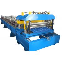 Buy cheap 2014 Hot Sale!! YDSING-YD-00006/China Manufacture/Full Automatic Metal Tile Roll Forming Machine in WUXI from wholesalers