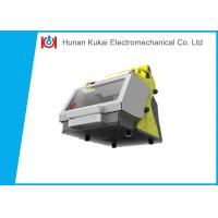 Wholesale Automobile Manual Key Cutter Machine Duplicating With Touch Screen from china suppliers