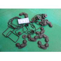 Wholesale Precision Plastic Injection Molded Parts / Rubber Molded Pads / Seals / Gaskets from china suppliers