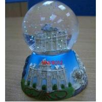Buy cheap Snow Globe, Water Globe,Snow Ball CWG01 from wholesalers