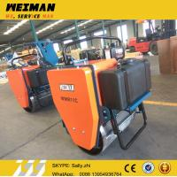 Wholesale brand new Walk- behind single drum road roller WMR11C, smallest viratory roller adopts KOPOR diese engine for sale from china suppliers