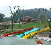 Wholesale Big kids playground slide with aqua play , water slides for kids in Giant Water Park from china suppliers
