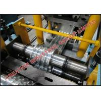 Wholesale Adjustable Iron Shutter Door Roll Forming Machine With Holes Punching Dies from china suppliers
