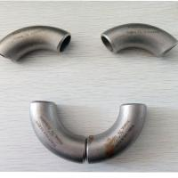 Wholesale 3/4'' Stainless Steel 90 Degree Elbow ASTM A403 WPXM-19 6000LB from china suppliers