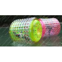 Wholesale Customized fire retardant Inflatable Rolling ball For Water Park / Amusement from china suppliers
