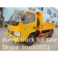 Wholesale CLW5820D mini dump truck for sale from china suppliers