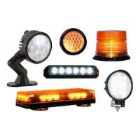 Buy cheap 24V LED trailer semi-trailer tractor tail light from wholesalers
