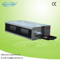 Wholesale HUALI Horizontal Fan Coil Unit Chilled Water Ducted Fan Coil Units For Industrial from china suppliers