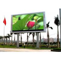 Wholesale High Resolution P10 LED Large Screen Display , Video Wall LED Display High Brightness from china suppliers