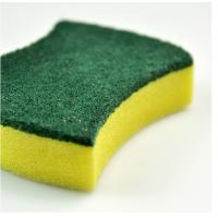 Quality Bathtubs / Showers Dishwashing Sponge , Household Sponges Customized for sale