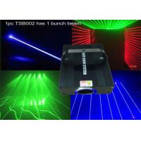 Wholesale RGB Laser Stage Light Curtain For Holiday / Show 50mw 100mw 8 Channel from china suppliers