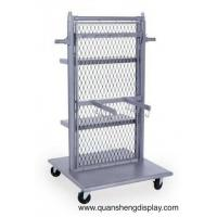 Wholesale Wire rack with the wheels for the garment from china suppliers