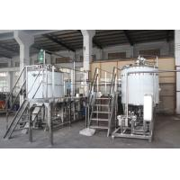 Wholesale Full Automatic Carbonated Soft Drink Plant / Carbonated Drinks Making Machine from china suppliers