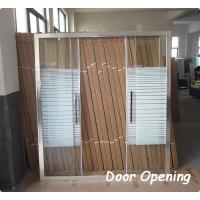 Quality China Sliding Shower Doors For Jordan Market Bathrooms, Jordan Construction and Buidling Projects for sale