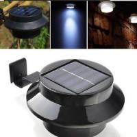 Wholesale Solar light gutter light outdoor garden yard wall pathway lamp from china suppliers