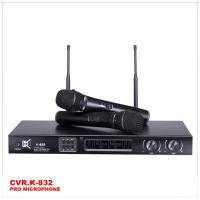 Wholesale Cvr Wireless Collar Microphone Indoor Outdoor Ktv Sound Equipment Made In China from china suppliers