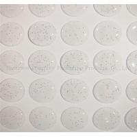 "Wholesale 1/2"" Inch Glitter 3D Epoxy domed stickers from china suppliers"