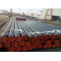 Wholesale Building Material Hollow Tube Metal / ERW Q345 Q235B ERW Black Round Steel Welded Pipe Dn200 from china suppliers