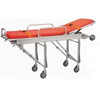 Wholesale Transport Safety Emergency Medical Hospital Rescue Ambulance Stretcher with Wheels from china suppliers